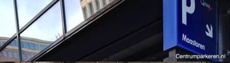rechtbank rotterdam parkeren
